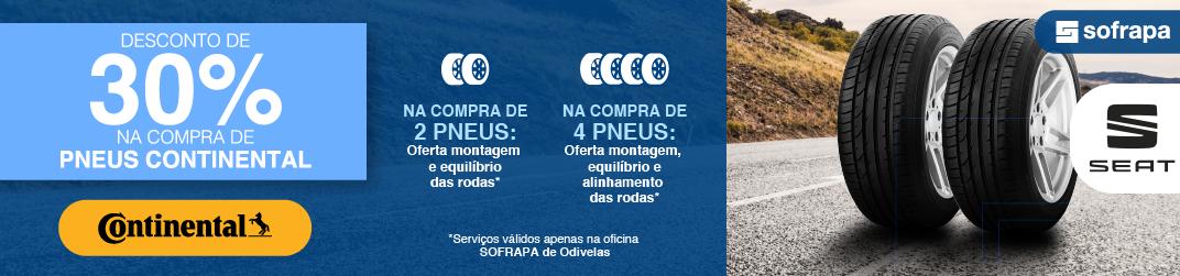 Campanha Continental Outubro SEAT